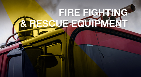 Fire Fighting & Rescue Equipment