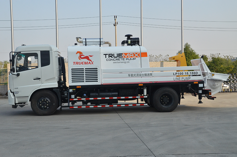 TRUEMAX construction machinery